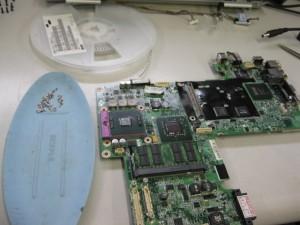 DELLマザーボード修理