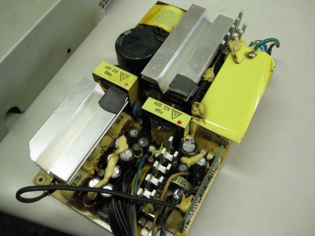 PowerMacG4電源ユニット分解