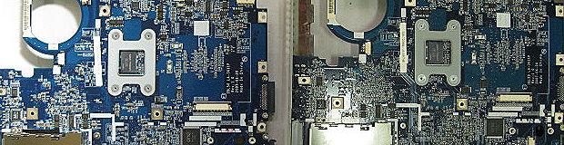 ノートパソコンマザーボード交換修理
