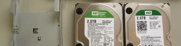 ハードディスク交換修理