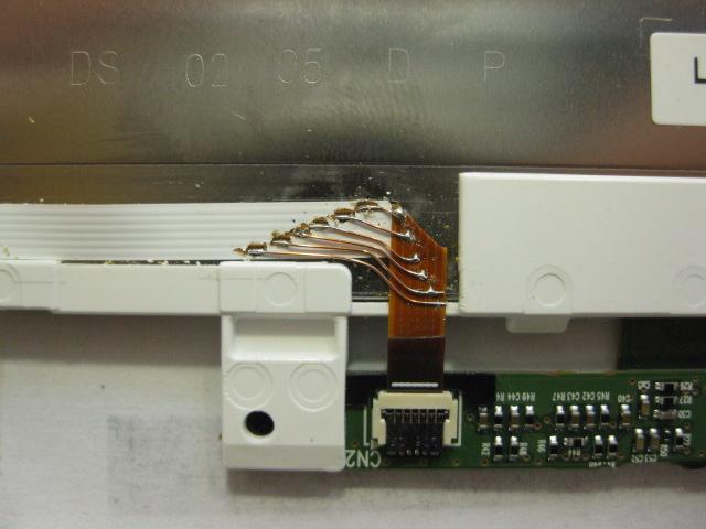 FMV LIFEBOOK SH54/K液晶パネル